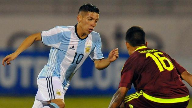 AC Milan warned Argentine starlet Barco will cost €20m