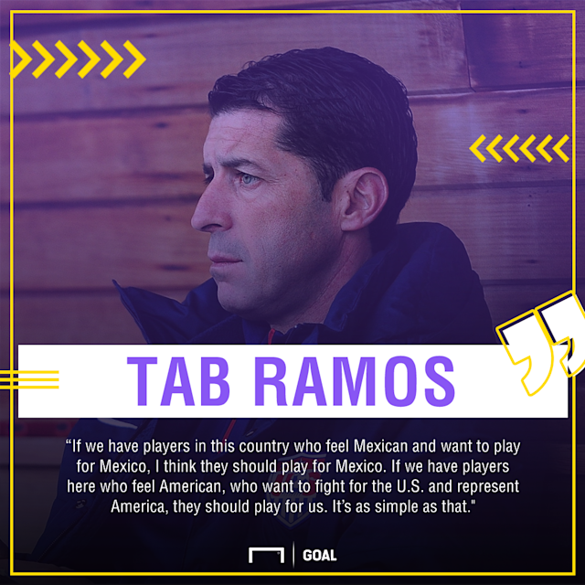 The United States U-20 coach admits he tried everything to keep the Monterrey midfielder in the U.S. setup, but the decision came down to the player