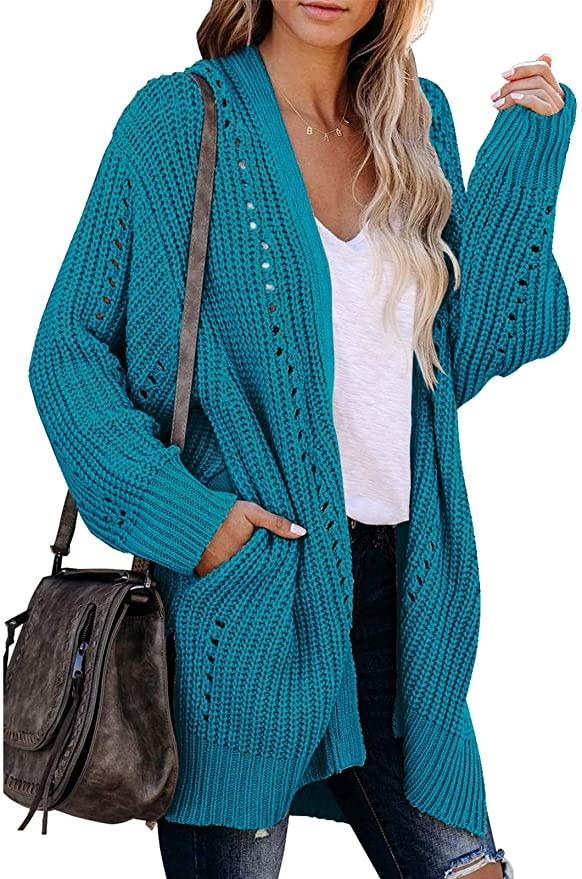 Faroro Women's Cardigan - Amazon.