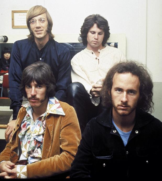 The Doors 1968 in London, United Kingdom. (Photo by Chris Walter/WireImage)