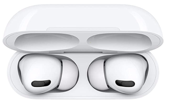 Apple AirPods Pro, 17% off, S$315 (was S$379). PHOTO: Amazon