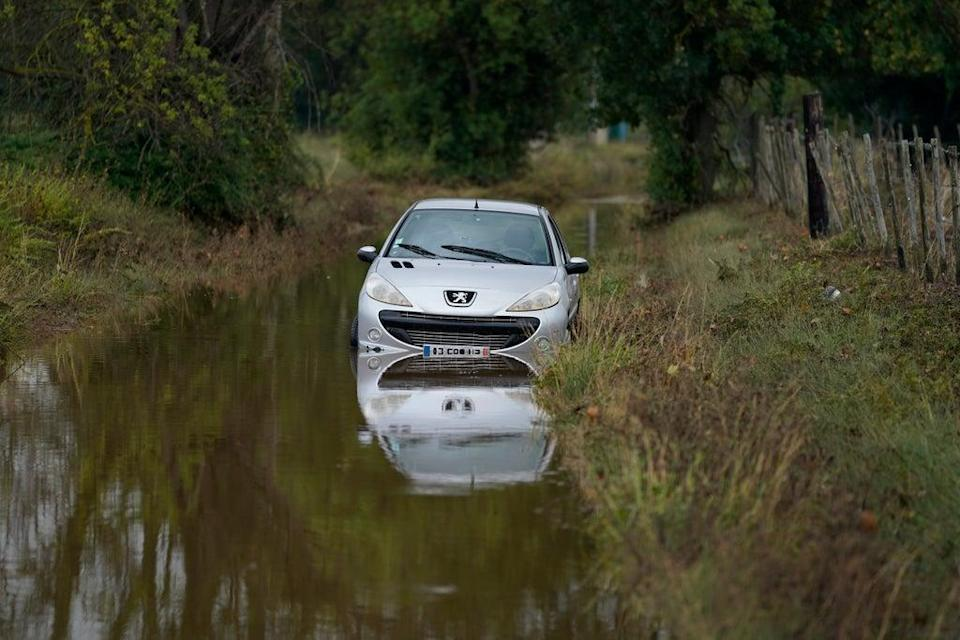 France Floods (Copyright 2021 The Associated Press. All rights reserved.)