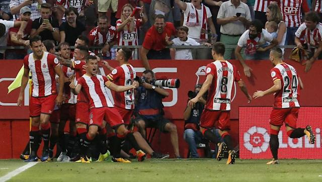 <p>Atletico under Simeone are normally consummate professionals, well-drilled, organised and tactically disciplined.</p> <br><p>But against Girona they seemed slightly taken aback by the quality of their opposition, whose lowly reputation worked in their favour. It's not that Atletico were complacent or disrespectful of the newly-promoted side, they appeared just to be caught out by the early intensity of the game.</p> <br><p>They will want to avoid that in future, particularly if they are to keep up with Barcelona and Real Madrid in La Liga this season.</p>