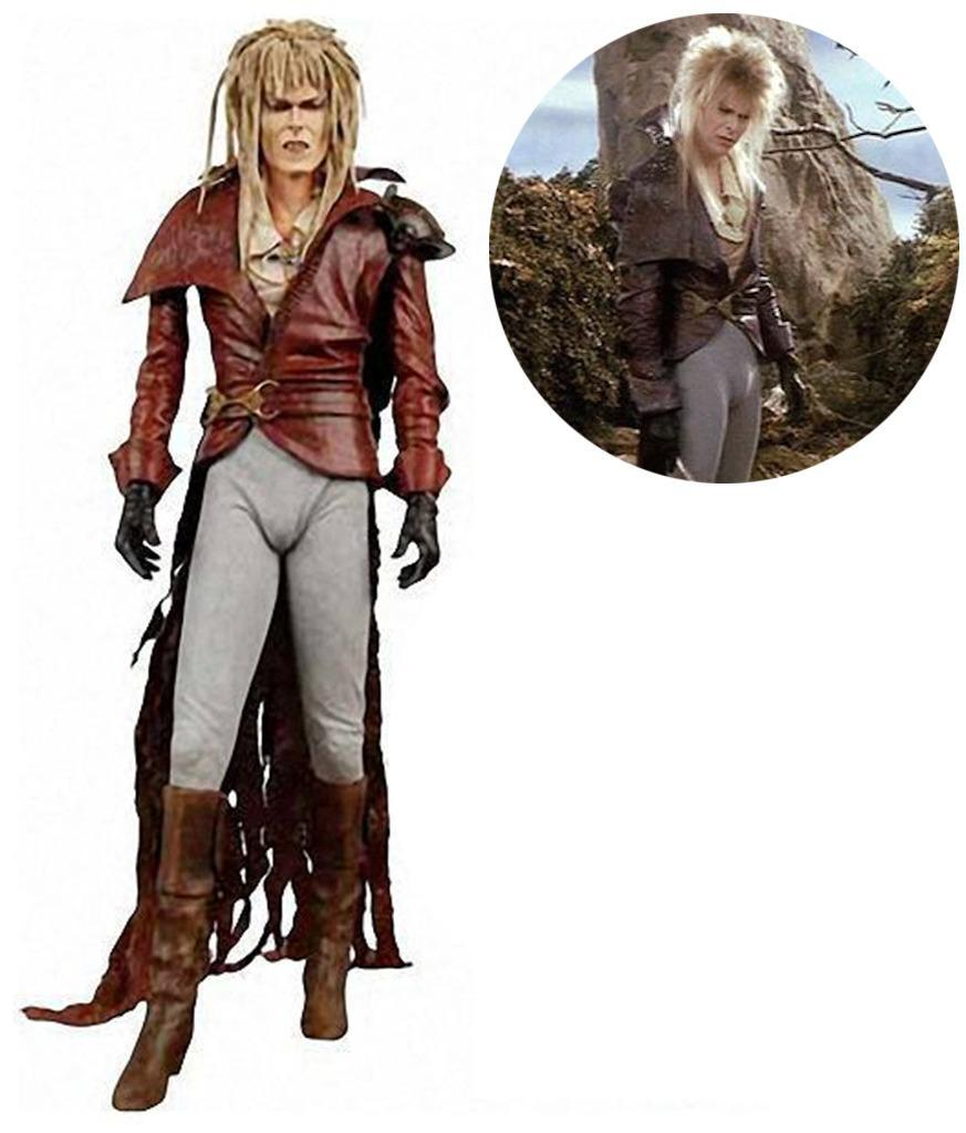 <p>This figure of David Bowie's Jareth in 'Labyrinth,' meanwhile, is maybe too anatomically correct? (Photo: Reel Toys/Lucasfilm)</p>