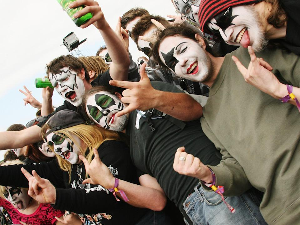 <p>Download Festival cancelled for second year due to Covid</p> (Getty Images)