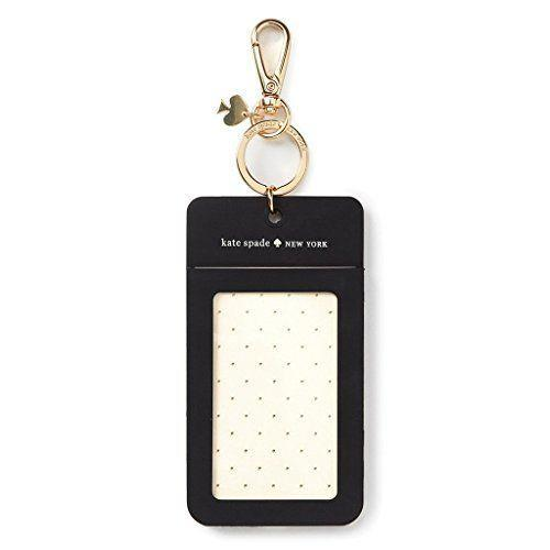 """<p><strong>kate spade</strong></p><p>amazon.com</p><p><strong>$26.00</strong></p><p><a href=""""http://www.amazon.com/dp/B01K5UQZ4E/?tag=syn-yahoo-20&ascsubtag=%5Bartid%7C10055.g.436%5Bsrc%7Cyahoo-us"""" rel=""""nofollow noopener"""" target=""""_blank"""" data-ylk=""""slk:Shop Now"""" class=""""link rapid-noclick-resp"""">Shop Now</a></p><p>For the friend who just lost her driver's license for the fifth time this month: This gift isn't just cute, it's game-changing.</p>"""