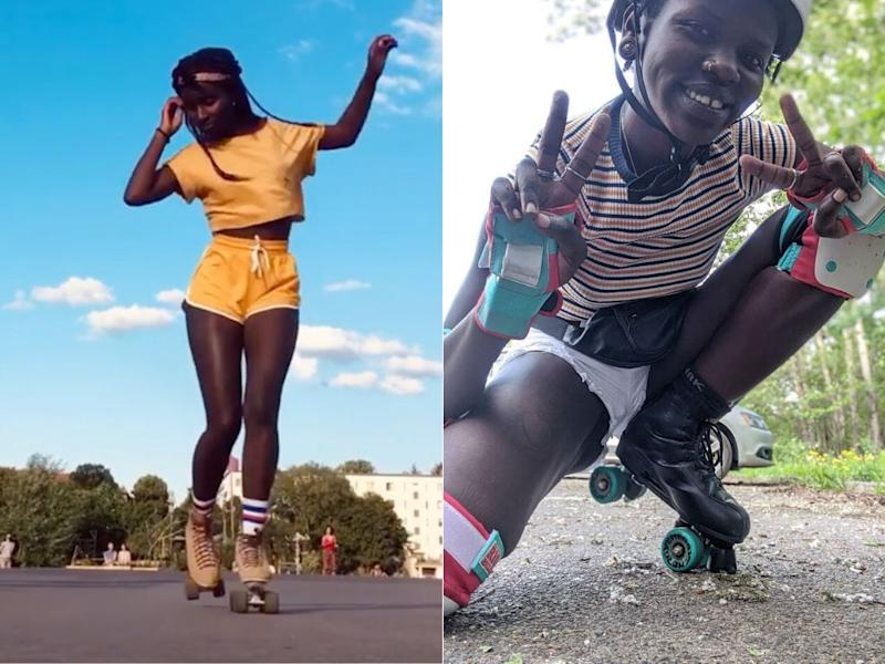 Love Viral Rollerskaters? Celebrate The Black History Behind The Trend