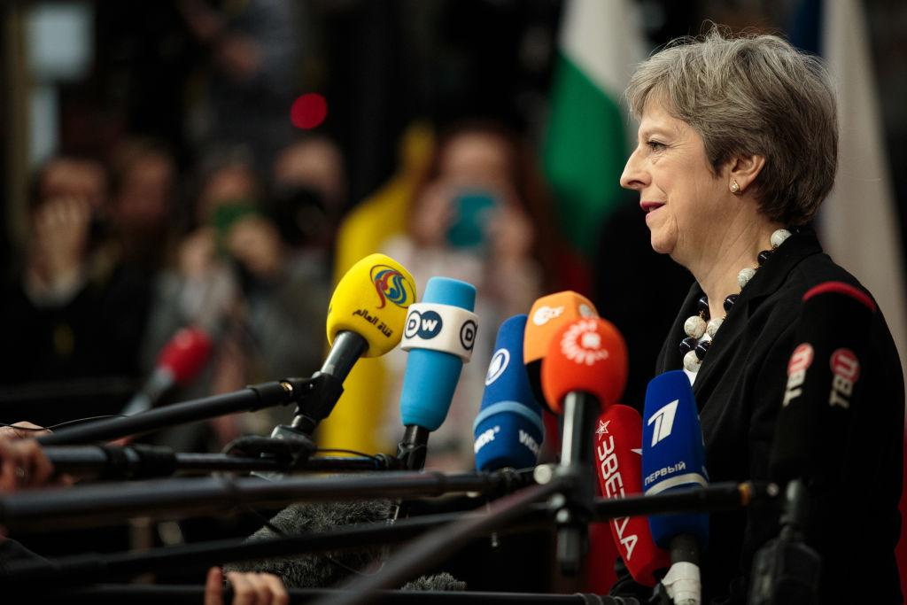 <p>But Mrs May's biggest challenge remains getting an Irish border deal all sides can live with, because failure to deliver on that could well scupper the whole withdrawal deal.<br />She will also have to finalise agreements for the Common Fisheries Policy, the intricacies of trade deals and heated debates of devolution between Scotland and Wales. <br /><br />Increasingly used to living on her political nerves, Mrs May's high risk game of survival is entering yet another dangerous phase. (Getty) </p>