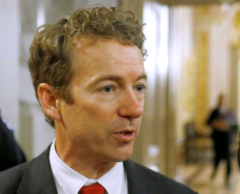 """Paul has said talk of impeachment is premature. """"We need to figure out the truth of what happened [with the IRS scandal] before we go anywhere else,"""" Paul <a href=""""http://www.huffingtonpost.com/2013/05/20/rand-paul-impeachment_n_3308852.html"""" target=""""_blank"""">said</a>."""