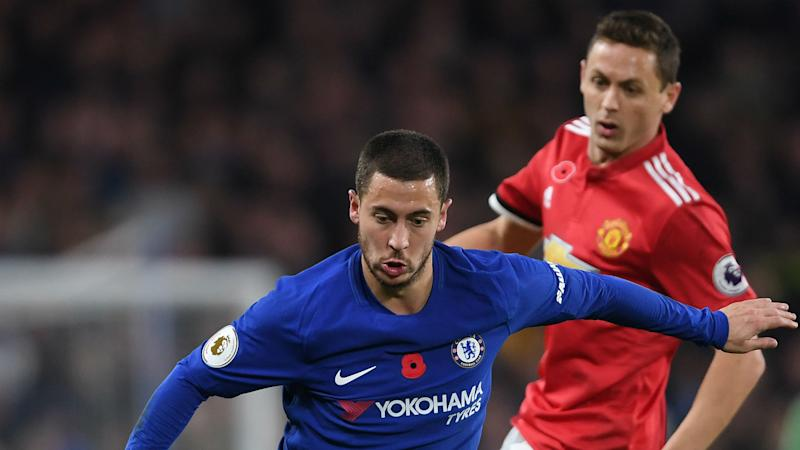 Jose Mourinho 'not ruling out transfer swoop for Eden Hazard'