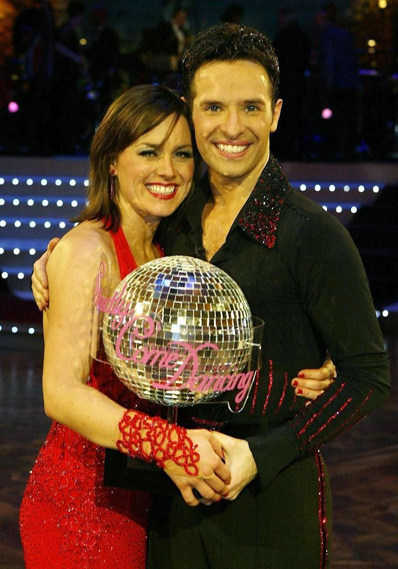 Clearly sensing they were onto a winner, the BBC decided to kick-start the second series of 'Strictly' just three months after Natasha Kaplinsky's victory, securing its spot in the Saturday night schedule in the latter half of the year. Jill Halfpenny was crowned winner second time around, along with her partner, Darren Bennet.