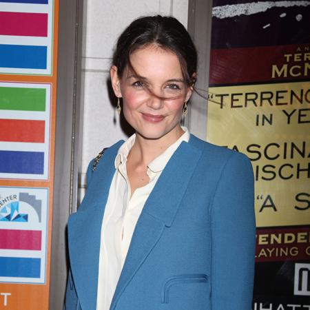 Katie Holmes' 'career plans worry Cruise'