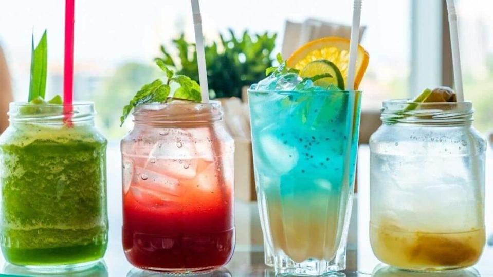 These rejuvenating mocktails can be made in a jiffy