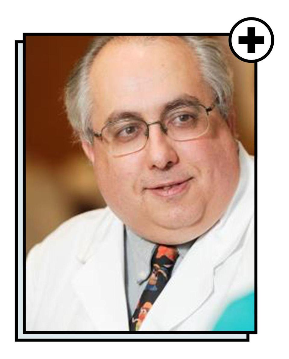 """<p>James H. Bernheimer, MD, is a board-certified neurologist in <a href=""""https://mdmercy.com/centers-of-excellence/additional-centers/neurology-center?sc_lang=en"""" rel=""""nofollow noopener"""" target=""""_blank"""" data-ylk=""""slk:The Neurology Center at Mercy Medical Center in Baltimore"""" class=""""link rapid-noclick-resp"""">The Neurology Center at Mercy Medical Center in Baltimore</a>. He received his medical degree from the University of Maryland and completed an internship in internal medicine at Mercy Medical Center. He received his neurology training at the University of Virginia Medical Center, where he also completed a fellowship in clinical neurophysiology with an emphasis on electromyography and neuromuscular disease. In nearly 20 years of clinical practice in the Baltimore area, Dr. Bernheimer has served as the medical director of the stroke programs at Mercy Medical Center and Greater Baltimore Medical Center, and also previously held a position as clinical instructor of neurology at the University of Maryland.</p>"""