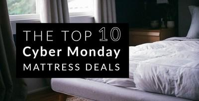 The To[p 10 Cyber Monday Mattress Deals of 2019