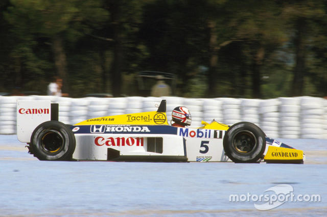 "Williams FW11 Honda (1986) <span class=""copyright"">LAT Images</span>"