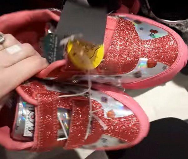 People have been rushing to stores to get their hands on a pair in time for Christmas [Image: Facebook]