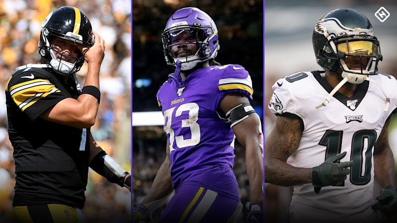 Fantasy Football Injury Projections: Which players are most likely to get hurt in 2020?