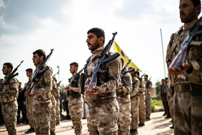 The US-led coalition against Islamic State group has relied on the SDF - an alliance of Arab and Kurdish fighters