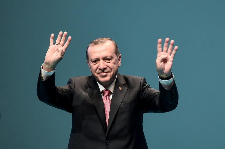 Erdogan compares German cancellation of meetings with Nazi period