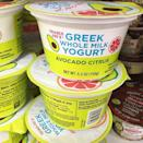 """<p>We know that TJ's has come out with some wacky products over the years, but this Avocado Citrus Greek Yogurt is <a href=""""https://www.bestproducts.com/eats/food/news/a1110/trader-joes-released-an-avocado-citrus-greek-yogurt/"""" rel=""""nofollow noopener"""" target=""""_blank"""" data-ylk=""""slk:one for the books"""" class=""""link rapid-noclick-resp"""">one for the books</a>! To be honest, we were a little apprehensive about the flavor combination, but it's getting good reviews so far!</p>"""