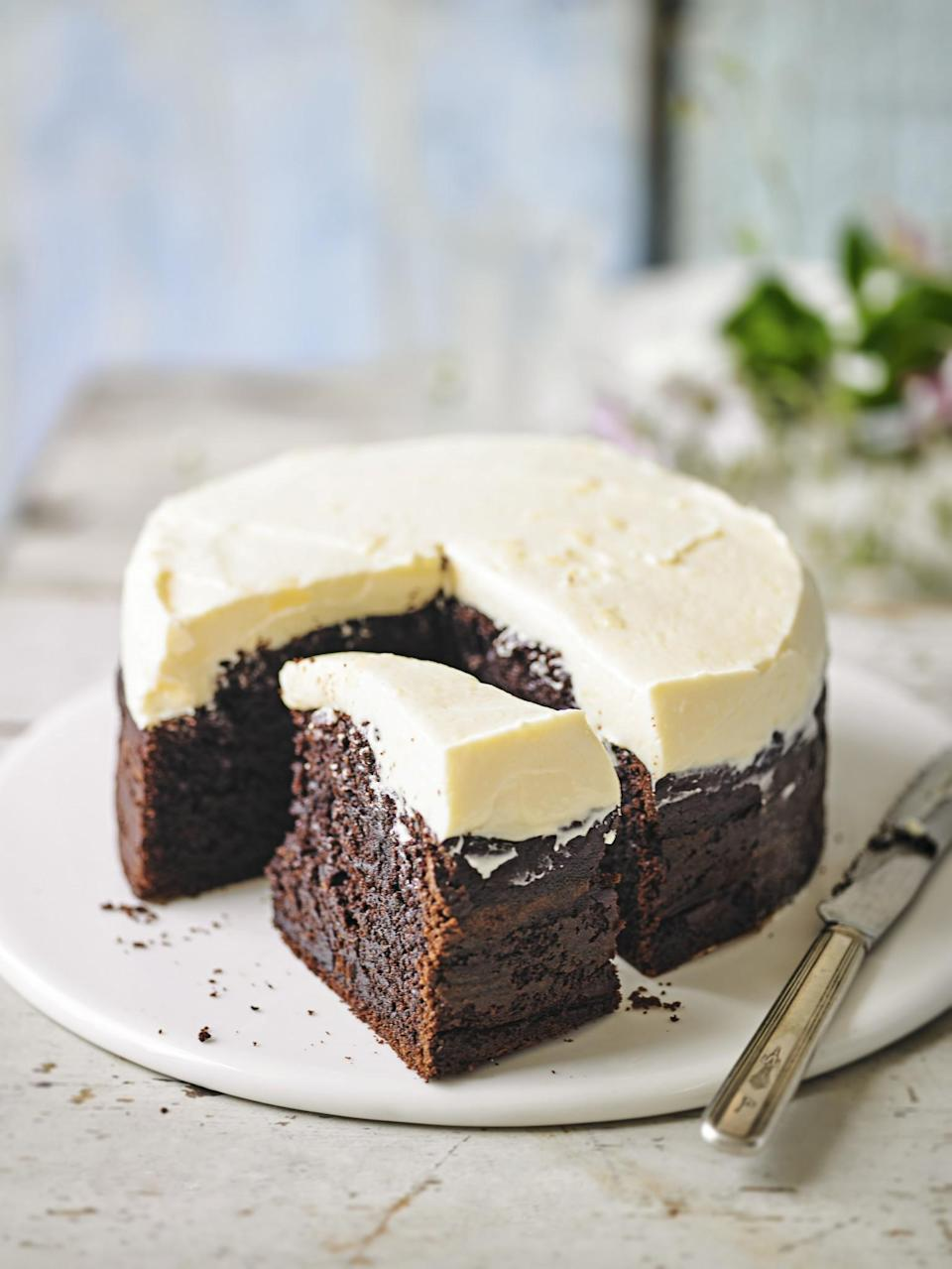 "<p>It's not all about the pies, puddings and stews. For a sweet treat try <a href=""http://www.waitrose.com/content/waitrose/en/home/recipes/recipe_directory/c/chocolate-guinnesscake.html"" rel=""nofollow noopener"" target=""_blank"" data-ylk=""slk:this recipe"" class=""link rapid-noclick-resp"">this recipe</a> for Chocolate Guinness Cake. It's even suitable for vegetarians. [Photo: <a href=""http://www.waitrose.com/baking"" rel=""nofollow noopener"" target=""_blank"" data-ylk=""slk:www.waitrose.com/baking"" class=""link rapid-noclick-resp"">www.waitrose.com/baking</a>] </p>"