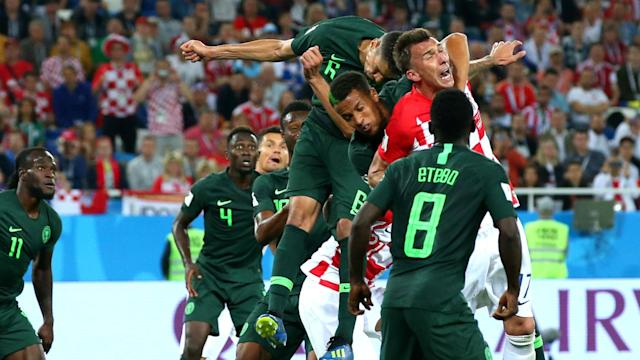 Gernot Rohr's men started their World Cup campaign on the wrong foot and football enthusiasts are not impressed with the team's performance