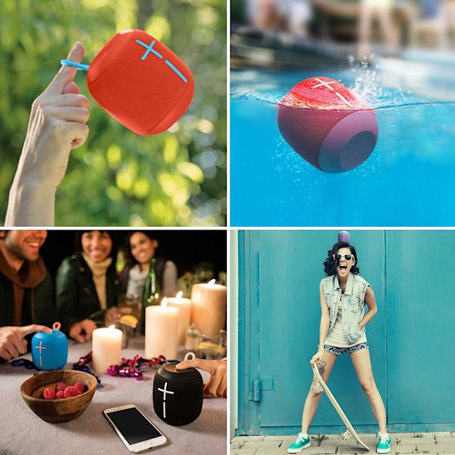 Ultimate Ears Wonderboom speaker