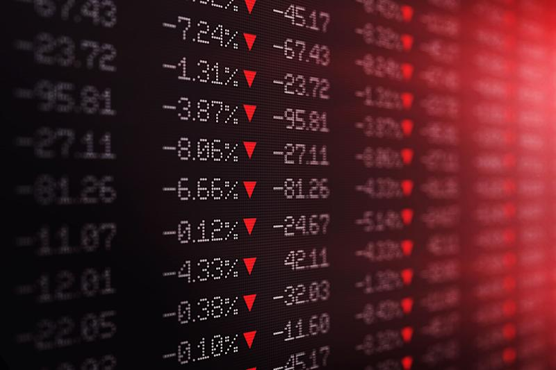 Bond Market Signals Recession, Hurting Stock Prices