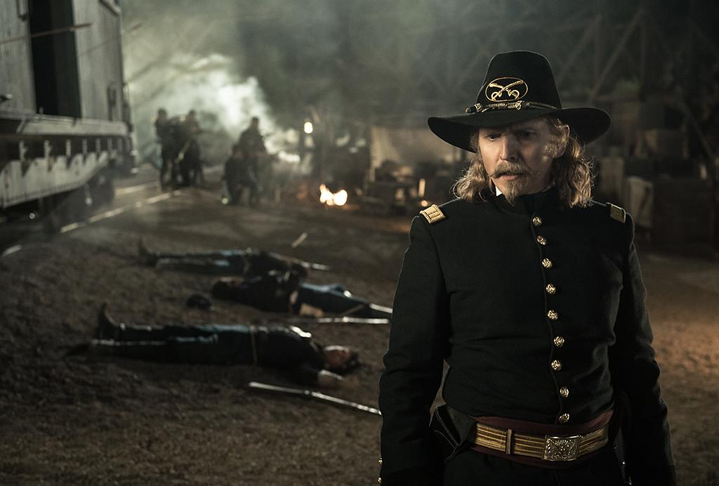 """Barry Pepper in Walt Disney Pictures' """"The Lone Ranger"""" - 2013"""