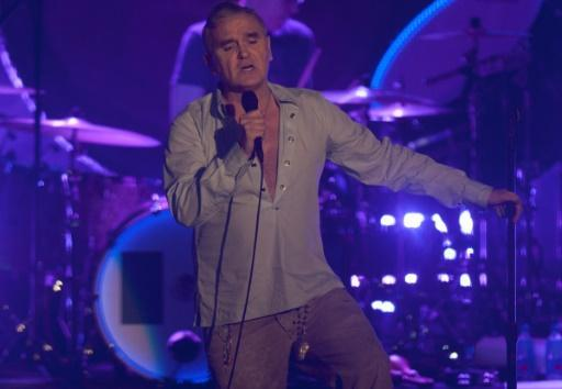 Morrissey says 'terrorized' by Rome police officer