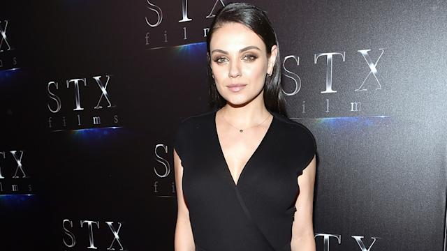 Mila Kunis talks about being a mom of two