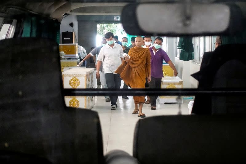Tranquil Thailand's gun culture in spotlight after shooting sprees
