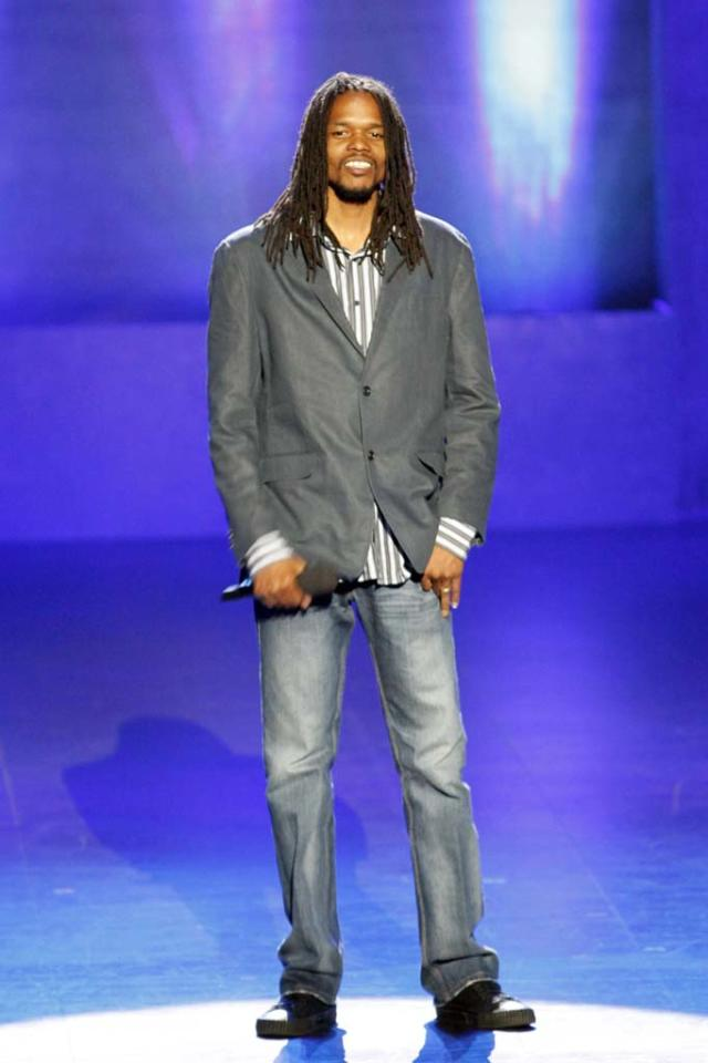 """Landau Eugene Murphy, Jr. (singer) is one of the Top 48 acts on Season 6 of """"America's Got Talent."""""""