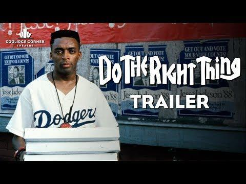 """<p>Spike Lee's <em>Do The Right Thing </em>is eerily as relevant now as it was when it first hit theaters more than 30 years ago. The film focuses on the racial tensions and biases of one Brooklyn neighborhood on the hottest day of the summer, but represents the kind of pervasive racism that exists throughout the United States.</p><p><a class=""""link rapid-noclick-resp"""" href=""""https://www.amazon.com/gp/video/detail/amzn1.dv.gti.c4a9f78e-8ff2-0949-d129-924916511320?autoplay=1&tag=syn-yahoo-20&ascsubtag=%5Bartid%7C2140.g.32733628%5Bsrc%7Cyahoo-us"""" rel=""""nofollow noopener"""" target=""""_blank"""" data-ylk=""""slk:Watch Now"""">Watch Now</a></p><p><a href=""""https://www.youtube.com/watch?v=yVAD4fYRcvA"""" rel=""""nofollow noopener"""" target=""""_blank"""" data-ylk=""""slk:See the original post on Youtube"""" class=""""link rapid-noclick-resp"""">See the original post on Youtube</a></p>"""