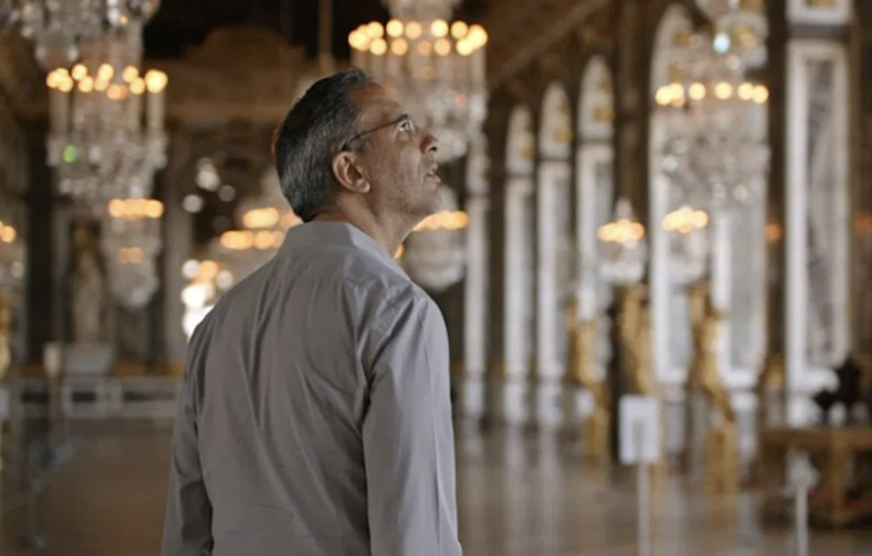 """Yotam Ottolenghi in the documentary """"Ottolenghi and the Cakes of Versailles."""""""