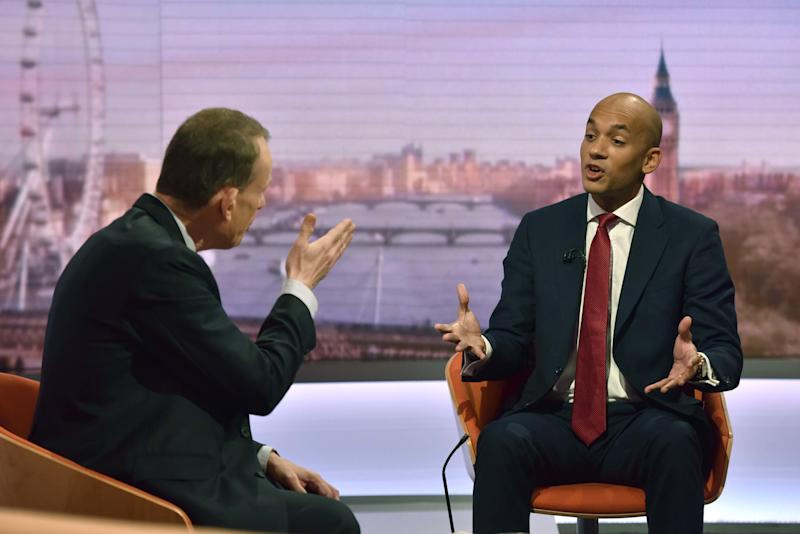Chuka Umunna to join Liberal Democrats after quitting Change UK