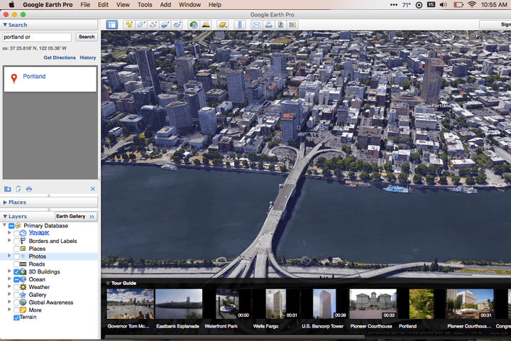 google-earth-pro-mac-running