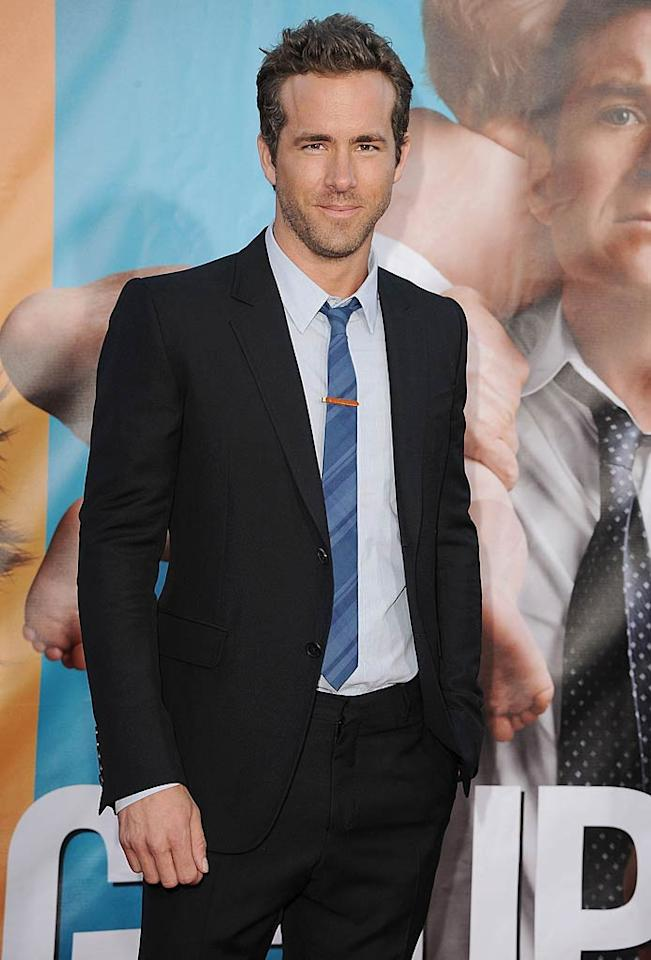 October 23: Ryan Reynolds turns 35.