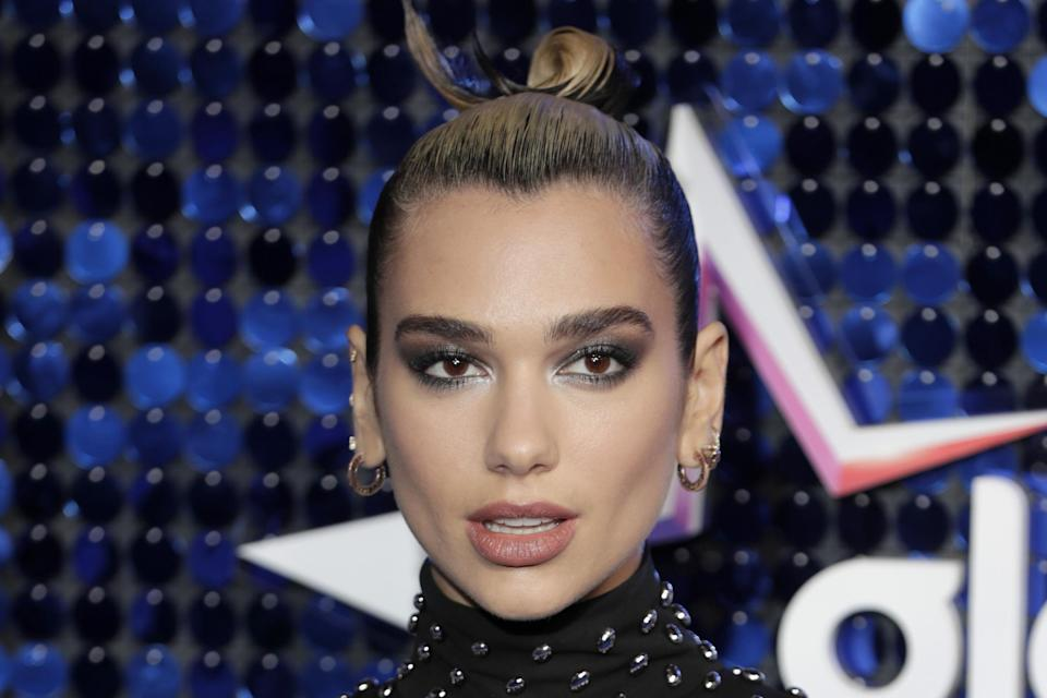 <p>Dua Lipa leads British hopes at the Grammys with six nominations</p>Getty