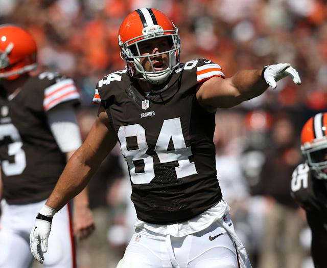 Jordan Cameron isn't going to lose a ton of money because of his Twitter handle