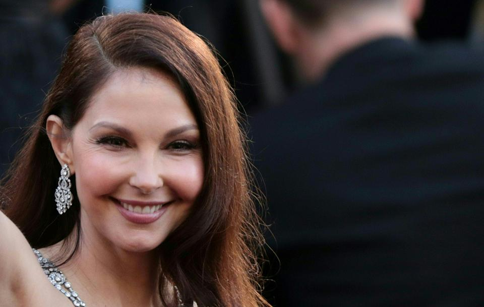 Ashley Judd, 53, is able to walk again five months after the harrowing accident in which she nearly lost her leg. (Photo: KYLE GRILLOT/AFP via Getty Images)