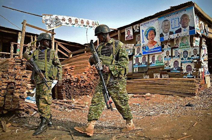 Despite the trend towards more transparent elections, heavy handed government reactions have not vanished, with internet and social media shutdowns in Uganda in February polls (AFP Photo/Carl de Souza)