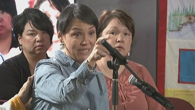 'You didn't win': Singer Susan Aglukark publicly names her abuser at MMIWG hearings