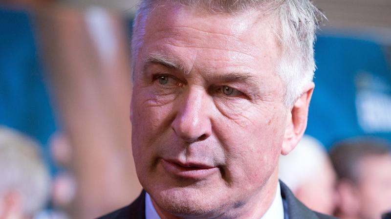 Alec Baldwin Goes Twitter Dark, For A New York Minute, In Feud Over Weinstein Comments