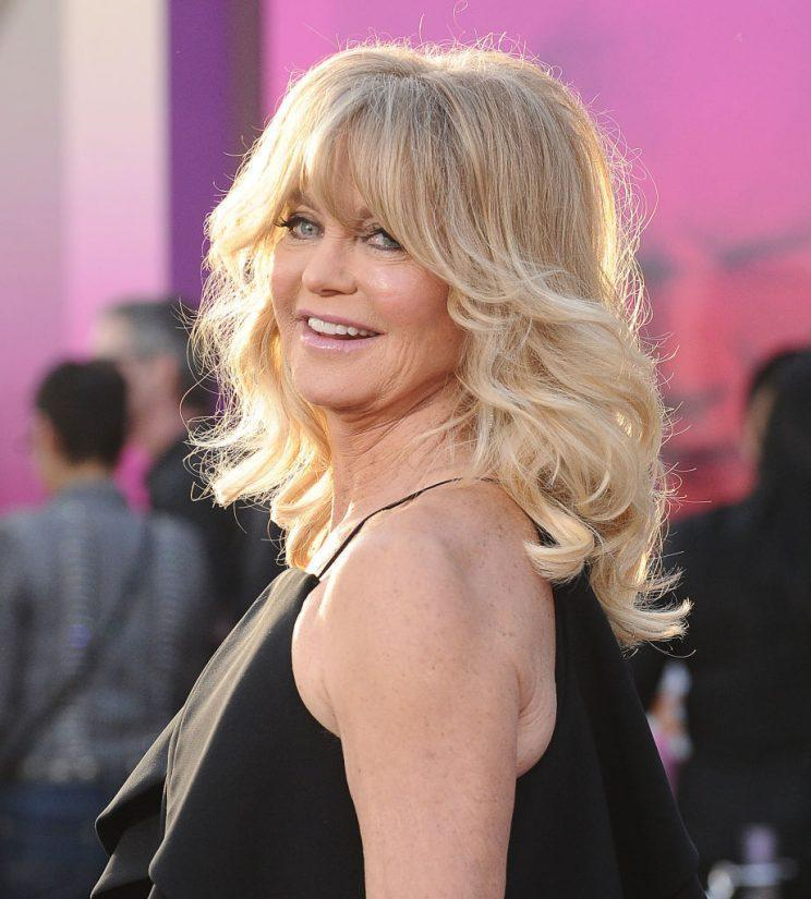 Goldie Hawn (Photo: Getty Images)