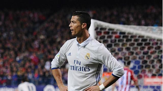 Real Madrid star Cristiano Ronaldo has 18 goals in 26 appearances against Atletico Madrid, including a hat-trick this term, and wants more.
