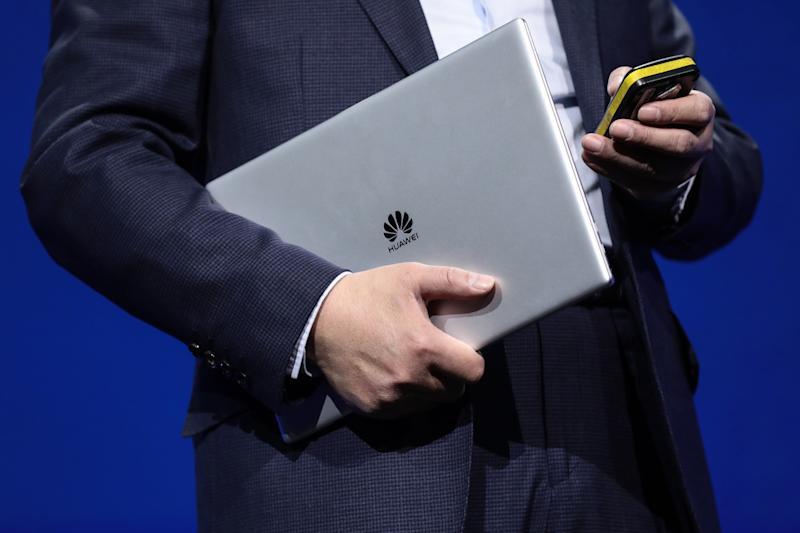 U.S. Says Huawei Still Blacklisted, Except When It's Not