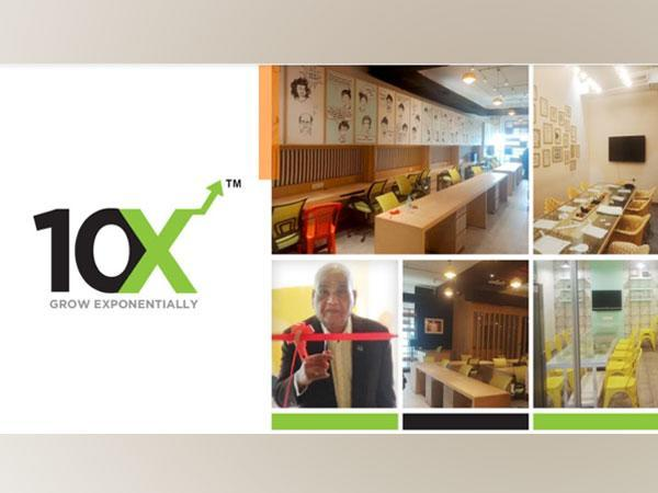 3EA Partnered 10X inaugurated by Bhupendra Gupta, Director, Stallion Properties Pvt. Ltd.