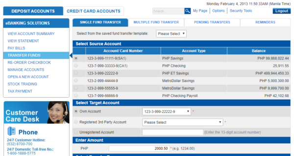 Metrobank Direct Online: Everything You Need to Know - metrobank direct transfer funds